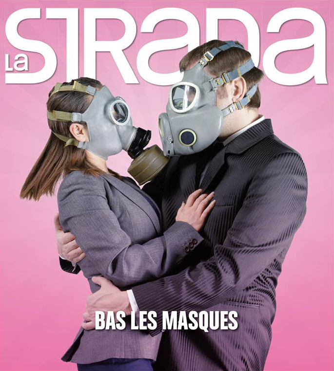 Couverture du journal La Strada 330