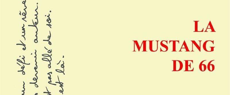 couverture du livre La Mustang de 66 - Charles Albert